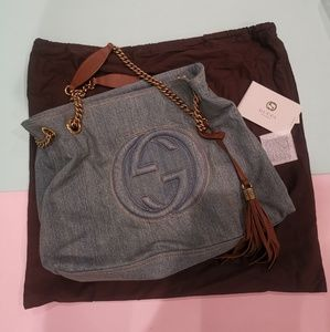 like new Gucci tote